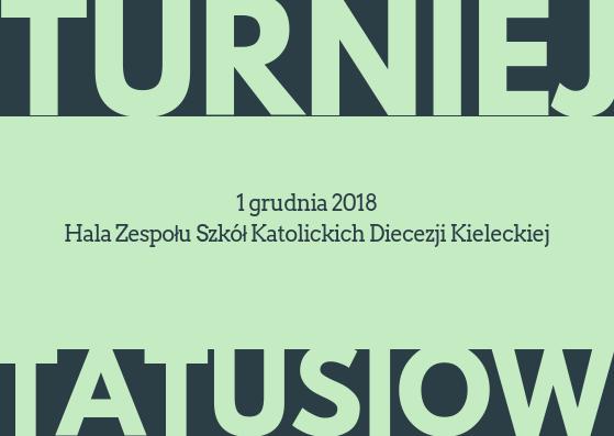 Turniej Tatusiów 2018
