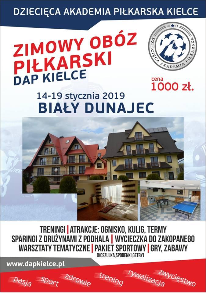 Obóz Biały Dunajec 2019