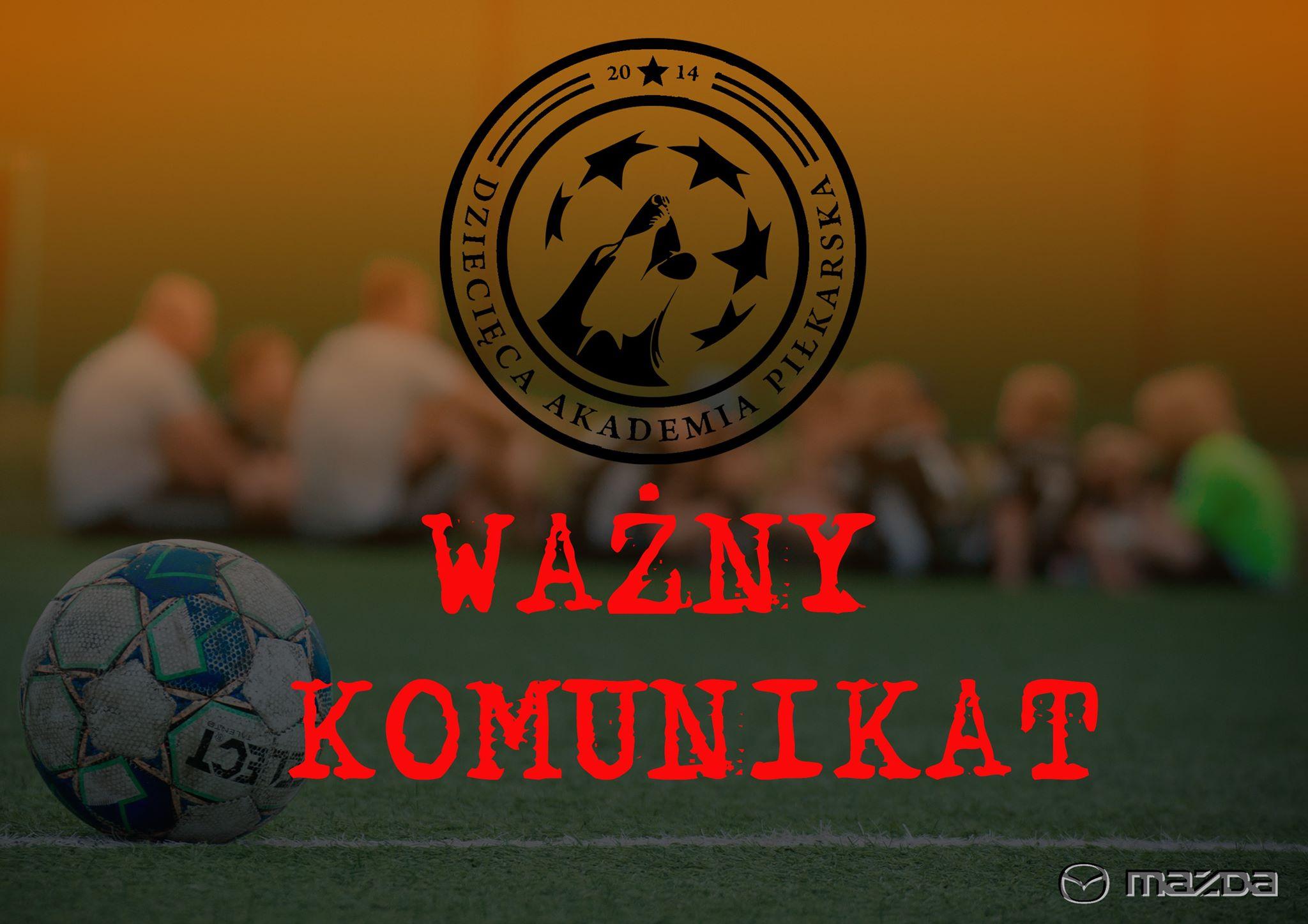 Oświadczenie DAP Kielce